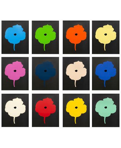 Donald Sultan, '12 Colors', 2007