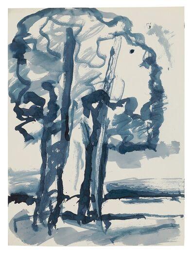 Fritz Ascher, 'Tree', undated
