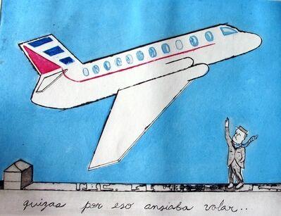 Sandra Ramos, 'Quizas por eso ansiaba volar', 2003