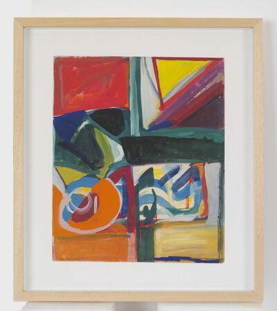 Shirley Jaffe, 'Untitled', ca. 1979