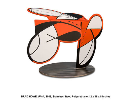 Brad Howe, 'Pitch', 2008