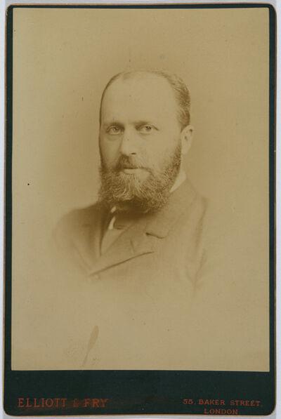 Elliott & Fry, 'Henry James', 1884