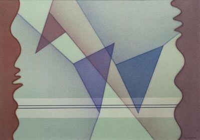 Raymond Jonson, 'Watercolor No. 4', 1943