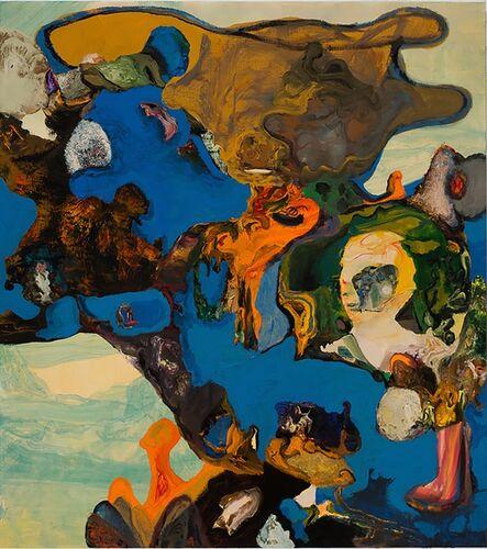 Jorge Queiroz, 'Le cas de M', 2015