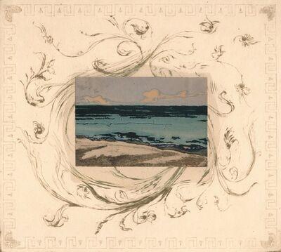 Theodore Roussel, 'The Sea at Bognor', 1895