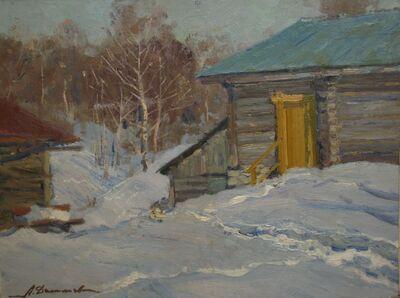 Aleksandr Timofeevich Danilichev, 'Near Moscow', 1957
