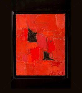 Olga Albizu, 'Red ', 1965