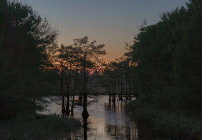 Jeanine Michna-Bales, 'Wading Prior to Blackness. Grant Parish, Louisiana', 2014