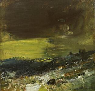 Joan Eardley, 'The Yellow Sea', 1962-1963