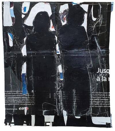 Jean Charles Blais, '2amisombres', 2020