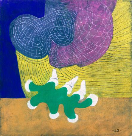 Gerald Wilde, 'Clown Fever', 1984
