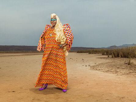 Osborne Macharia, 'Magadi 4', 2017
