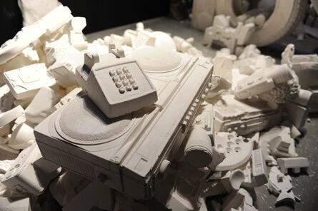 Daniel Arsham, 'The Future Was Written', 2015