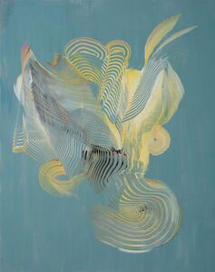 Lorene Anderson, 'Feather Jump', 2017