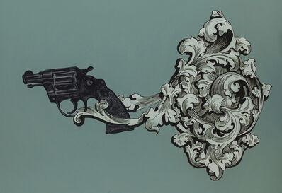 Memed Erdener a.k.a. Extrastruggle, 'A Murder Is Something Used For Decoration', 2017