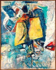 Paul Burlin, 'It Is', 1959