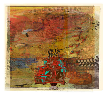 Robin Smith-Peck, 'Source of Heat', 2013