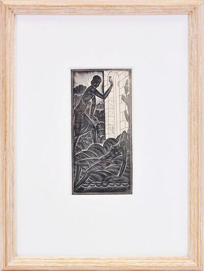 Eric Gill, 'Eric Gill, Dilecti Mei Pulsantis, 1930', 1930