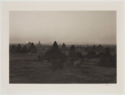 Kenro Izu, 'Pagan #29, Burma', 1994
