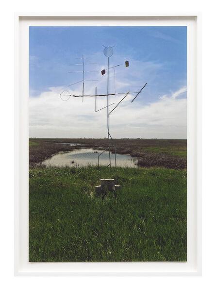 Kara Uzelman, 'Antenna, Last Mountain Bird Sanctuary', 2013