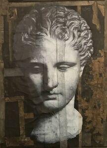 Luca Pignatelli, 'Testa femminile'
