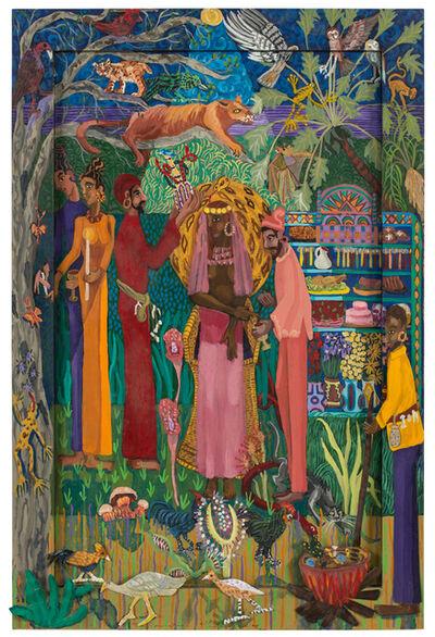 Maria Alquilar, 'Vodou Ritual Part II: The Coronation', 1999