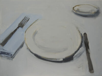 Carrie Mae Smith, 'Single Place Setting', 2013