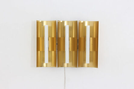 Gio Ponti, 'Pair of wall lamps', ca. 1960