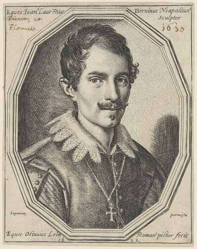 Ottavio Leoni, 'Gian Lorenzo Bernini', 1622