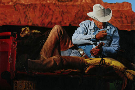 Hannes Schmid, 'Cowboy # 5', 2007