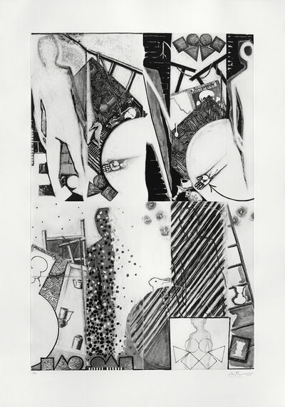 Jasper Johns, 'Seasons', 1989