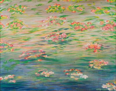 Tan Swie Hian, 'Flowers in Spring', 1991