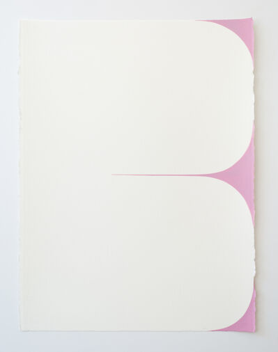 Sara Genn, 'New Alphabet (Clearing)', 2020