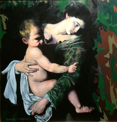 Giancarlo Impiglia, 'Mother and Child', 2014