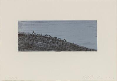 Ed Ruscha, 'Further Landmark Decay', 2006