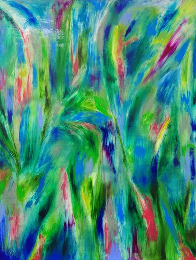 Jan Pleitner, 'The Green Wall', 2020
