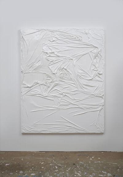 Huseyin Sami, 'Untitled (White on White #1)', 2021