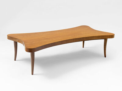 "Jean Royère, '""trefle"" coffee table', ca. 1955"