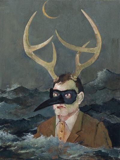 John Alexander, 'Rigid Man', 2020