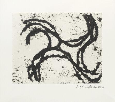 Richard Serra, 'Junction #6', 2010