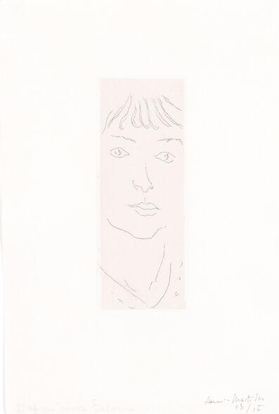 Henri Matisse, 'Fanny de face', 1914