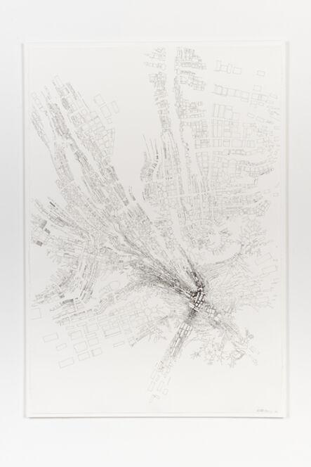 Colin Keefe, 'Flux Atlas', 2013