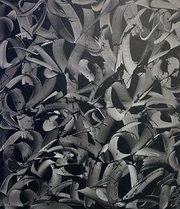 Rafael Sliks, 'Raizes Canvas', 2019