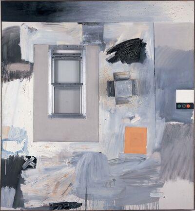 Robert Rauschenberg, 'Trophy V (for Jasper Johns)', 1962