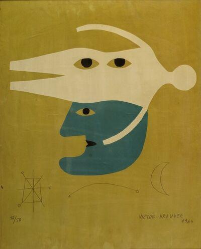 Victor Brauner, 'Composition', 1964