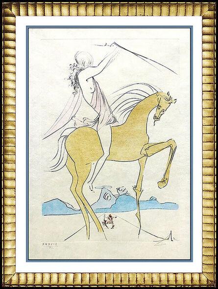 Salvador Dalí, 'Amazone', 1973
