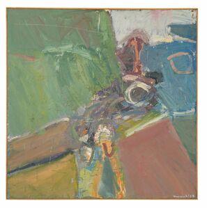 George Miyasaki, 'Untitled #1 from San Pablo Series', 1958