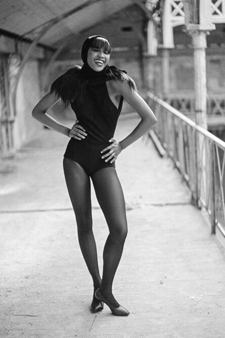 Arthur Elgort, 'Naomi Campbell, Paris', 1988