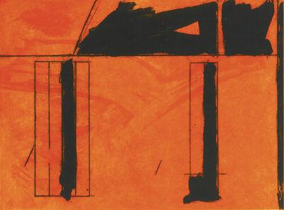 Robert Motherwell, 'La Casa de la Mancha ', 1984