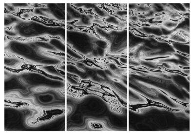 Chen Qi 陈琦, 'Scrap Gold (Triptych) 碎金', 2015